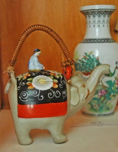 Невідомий майстер. Індія Чайник «Слон»