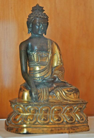 Невідомий майстер. Індія Будда