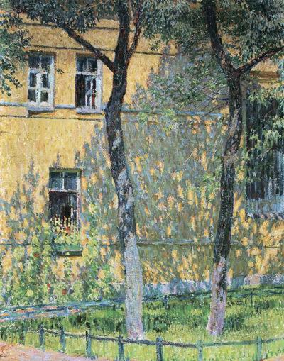 Каміль Піссаро  1830 – 1903 Весна. 1891