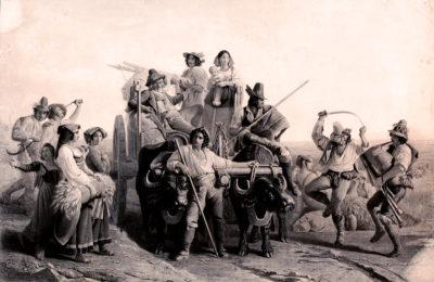 Леопольд Роббер  1794 - 1835 Повернення жнеців