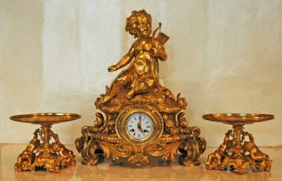 Невідомий завод Годинник та декоративні підставки
