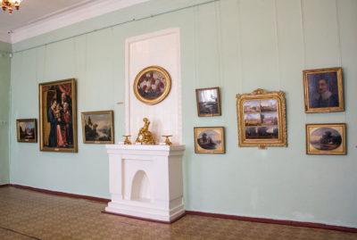 Зал західноєвропейського мистецтва