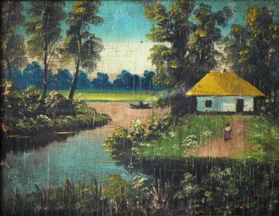 Литовченко Л.Г. 1887 – 1938 Український пейзаж