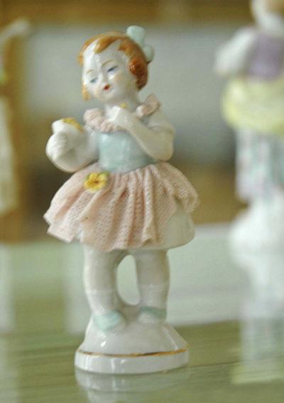 Невідомий завод. Німеччина Маленька дівчинка. ХХ ст.