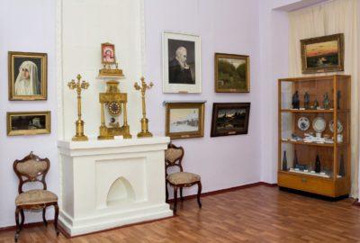 Третій зал вітчизняного мистецтва