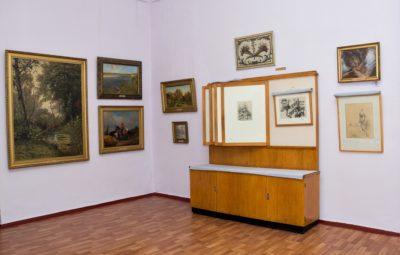 Другий зал вітчизняного мистецтва