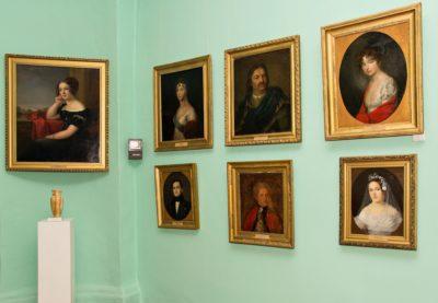 Перший зал вітчизняного мистецтва