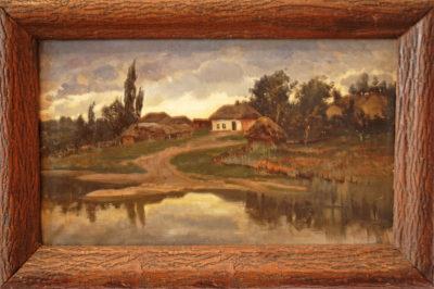Крижицький К.Я. 1858 – 1911 Похмурий день
