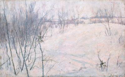 Ромадін М.М. 1903 - 1987 Зимовий ранок